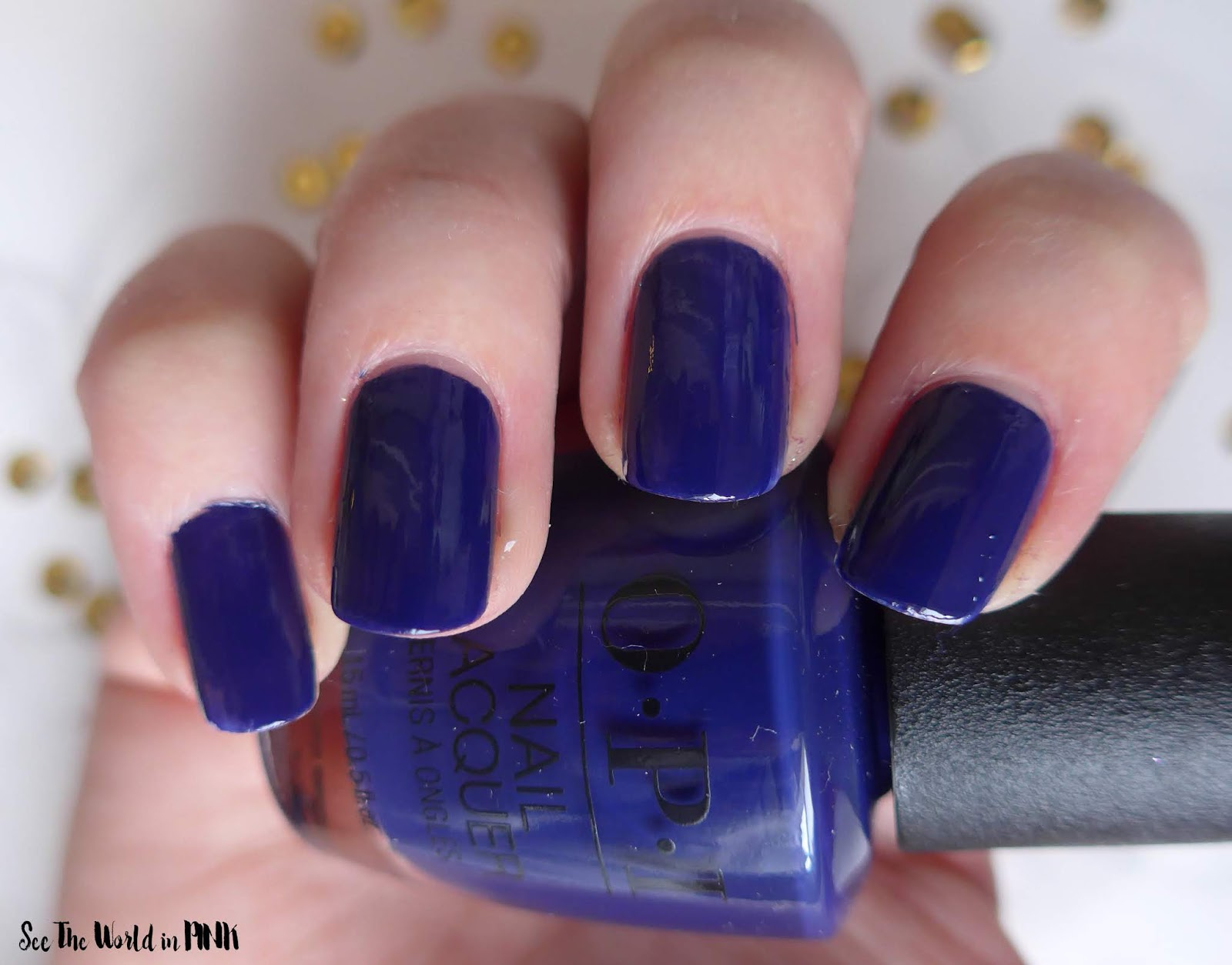 OPI The Nutcracker and the Four Realms Collection ~ March In Uniform
