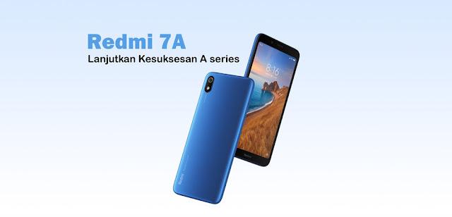 Spesifikasi Lengkap Xiaomi Redmi 7A dan Harganya