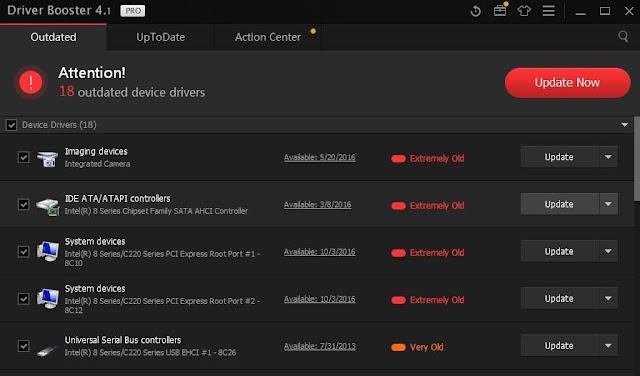 download activate Driver Booster PRO 2017 برنامج درافر بوستر  مع التفعيل