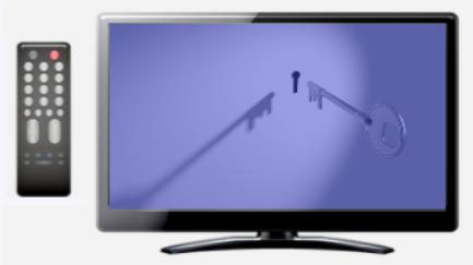 Cara membuka tombol terkunci tv LG tanpa remot