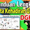 Cara Mengisi D.H.G.T.K Data Kehadiran Guru (Absensi Guru Online)