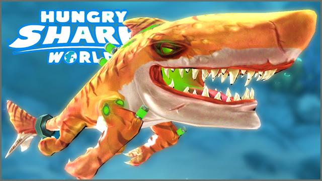 hungry shark world playmod