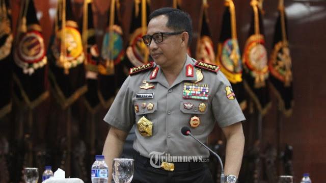 Kapolri Minta Gubernur Larang Warganya Ke Jakarta Saat Demo 2 Desember