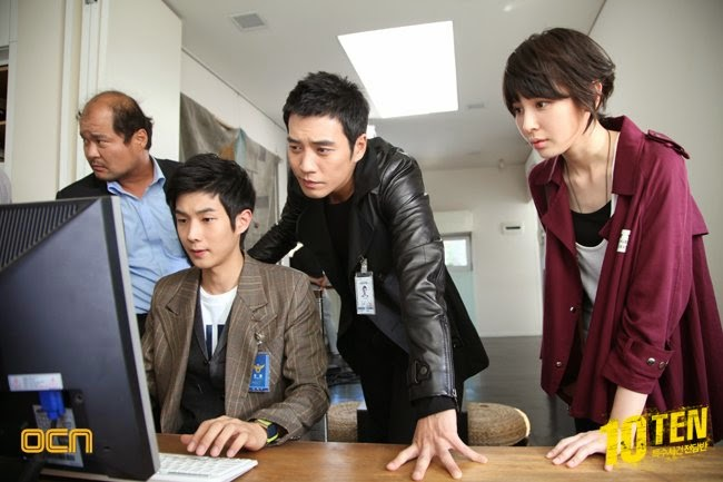 Special Affair Team Ten Korean Drama