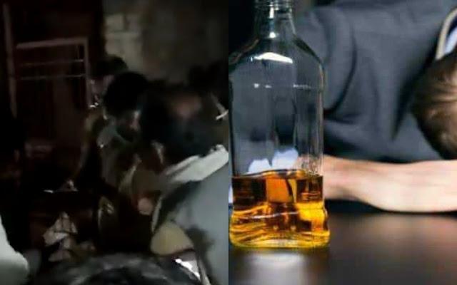 poisonous liquor in Phulpur, Prayagraj