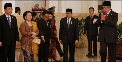 Marzuki Ali: SBY Sebut Megawati Kecolongan Dua Kali