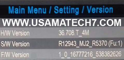 PROTOCOL GOTO OS700T4 RECEIVER NEW POWERVU SOFTWARE