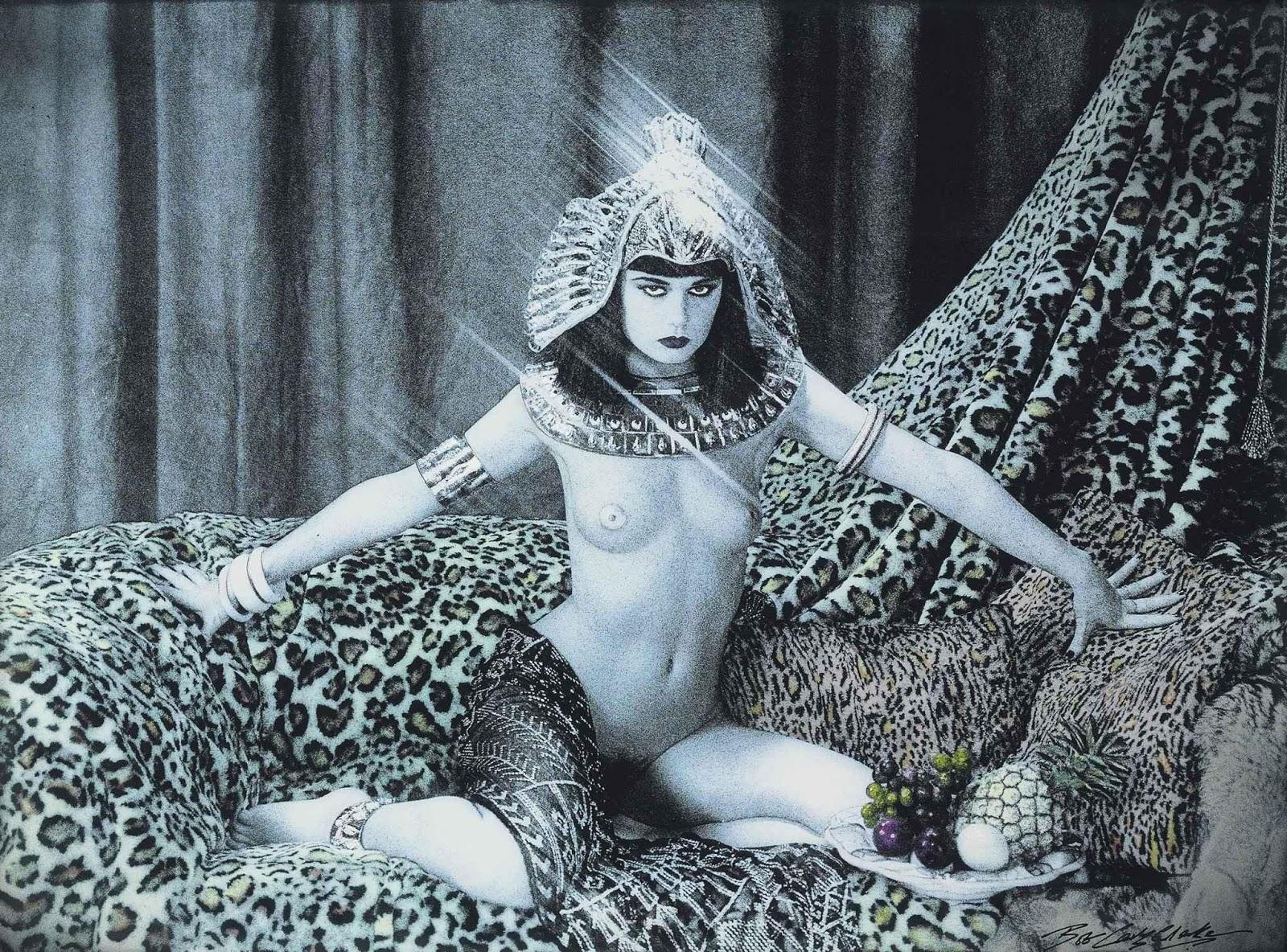 Theda Bara as Cleopatra (1986)