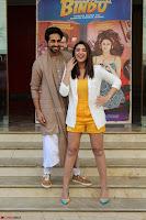 Parineeti Chopra with Ayushmann Khurrana at the Launch of Trailer of Meri Pyaari Bindu 020.JPG
