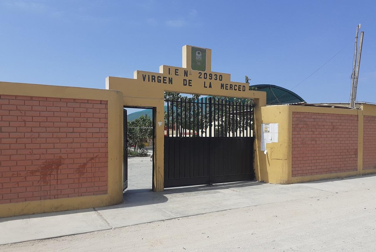 Escuela 20930 VIRGEN DE LA MERCED - La Merced