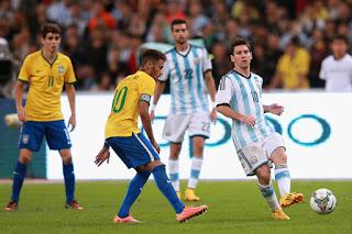 Horário do Jogo Entre Brasil x Argentina Quinta-feira 10 de Novembro 10-11-2016