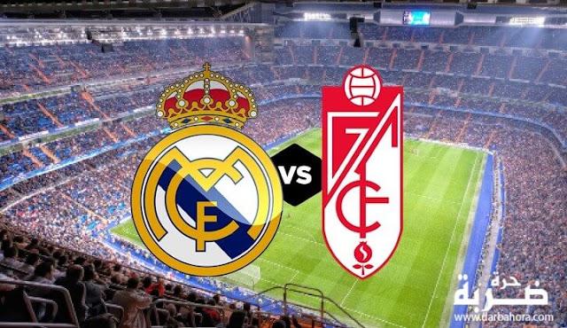 نتيجة مباراة ريال مدريد وغرناطة 4-0 اليوم السبت 6 مايو 2017 في الدوري الاسباني
