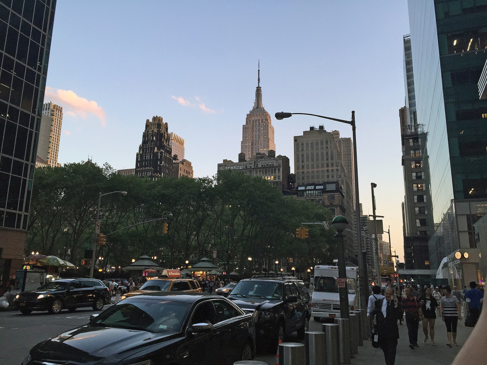 NYC travel guide summer midtown what to do