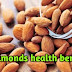 Almonds nutrients and benefits of Almonds control Diabetes