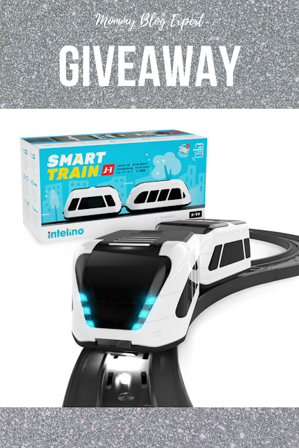 Intelino Smart Train STEM Toy Giveaway