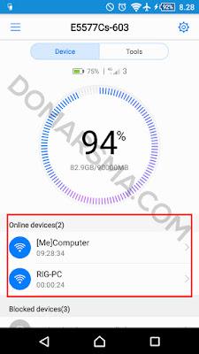 Cara Memblokir Perangkat Orang Yang Menggunakan Wifi Kamu