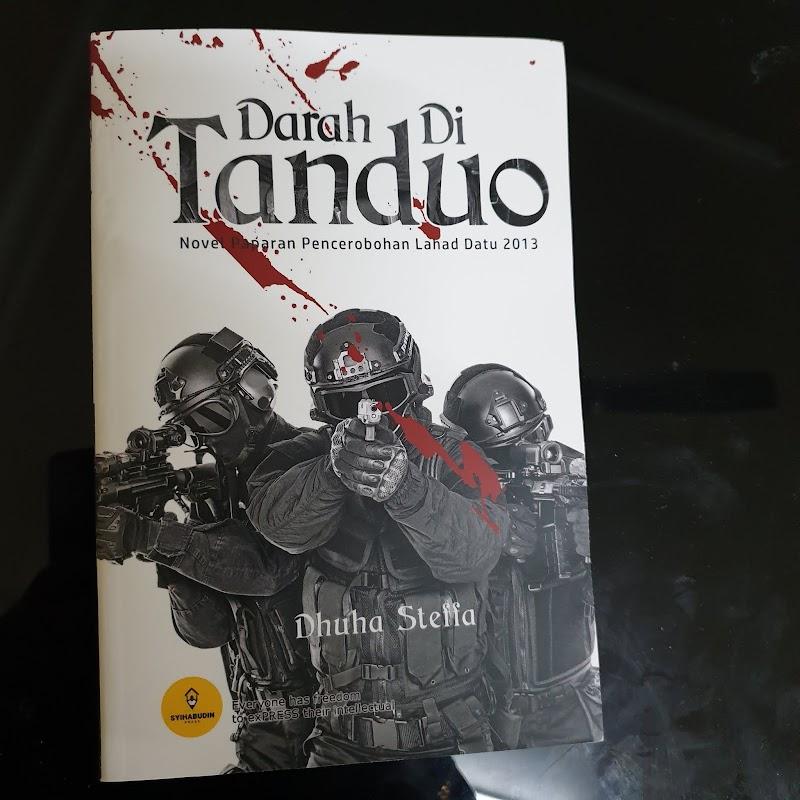 Novel - Darah di Tanduo
