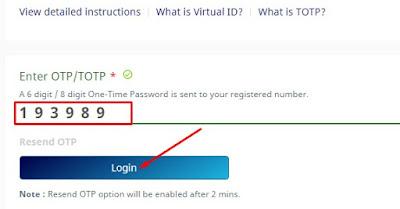 Name and address update in Aadhaar Card online