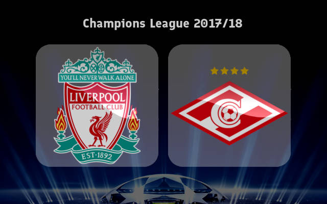 Liverpool vs Spartak Moscow Full Match & Highlights 06 December 2017