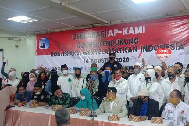 Jelang Deklarasi, Dukungan kepada Koalisi Din Syamsuddin dkk Muncul