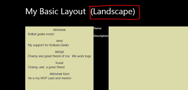 DOT NET TRICKS: Layout adjustments Snapping and