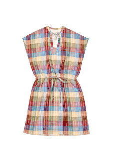 Ace & Jig Atwood Dress in Madras