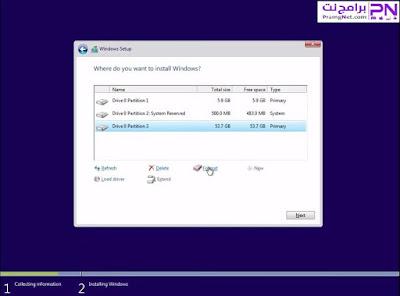 تثبيت windows 10 اخر اصدار