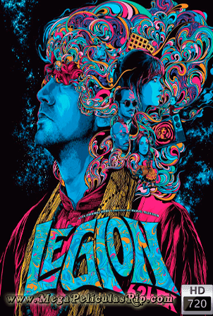 Legion Temporada 3 [720p] [Latino-Ingles] [MEGA]