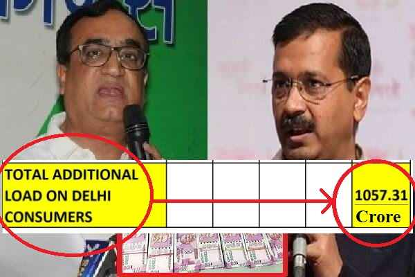 breaking-news-in-hindi-ajay-makan-expose-kejriwal-lie-bijli-bill