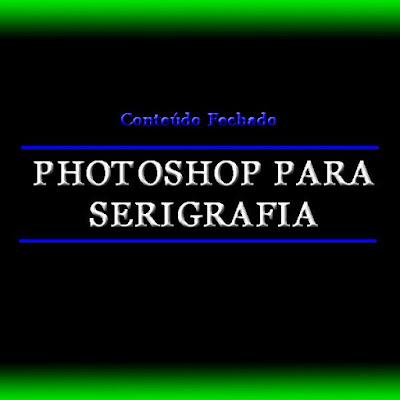 Curso Online de Photoshop para Serigrafia