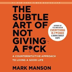 the subtle art of not giving af * vk audiobook free download  mark manson