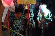 Takbir Keliling Sampai Menyongsong HUT RI di Cermin Timur