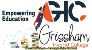 Lowongan Kerja GRISSHAM Hybrid Course Sukabumi 2021