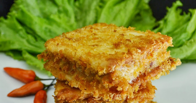 Cara Membuat Kue Gabin Isi Ayam, Kentang dan Wortel yang Lembut