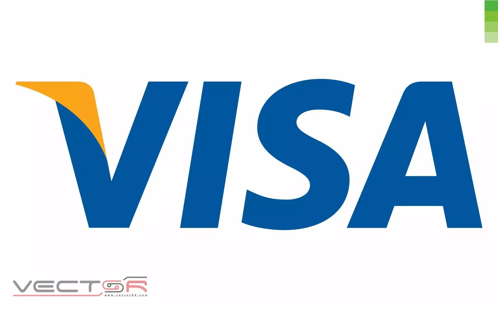 Visa (2005) Logo - Download Vector File CDR (CorelDraw)