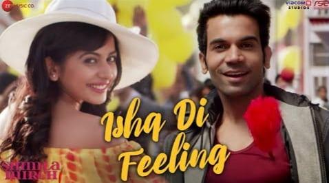Ishq Di Feeling Lyrics, Meet Bros, Stebin Ben, Shimla Mirch