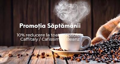 Capsule cafea, ness sau cafea boabe? Tu ce alegi?