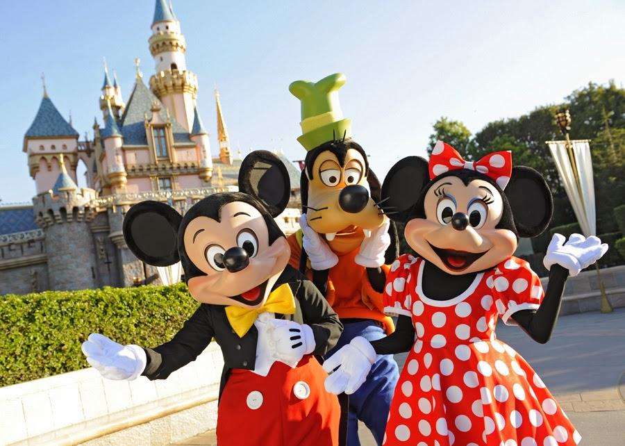 Disney Orlando Ingressos