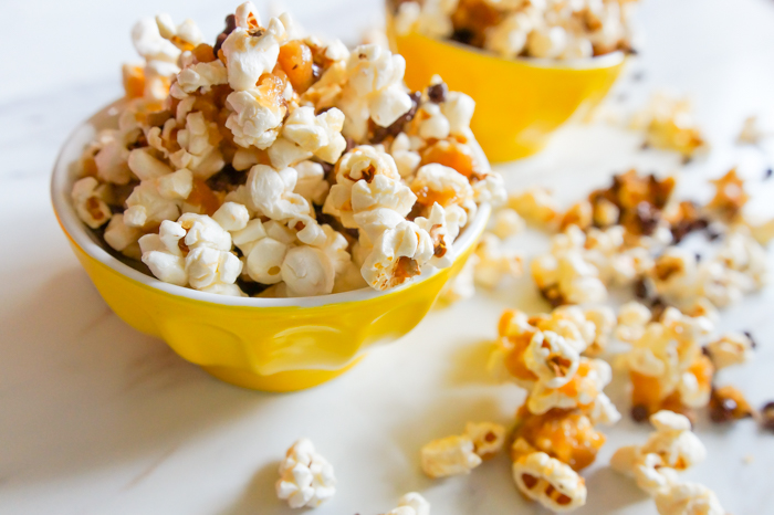 Cookie Dough Popcorn