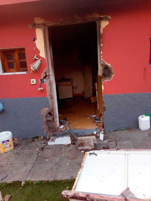 Herido grave en el incendio de su vivienda,Los Hoyos,  Las Palmas de Gran Canaria