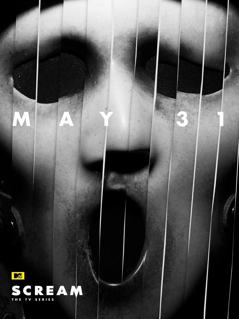 Ghostface retorna em maio para mais uma temporada de matança em Scream