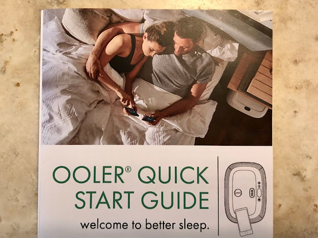 You Can Fight Insomnia, Hot Flashes and Jet Lag like a Pro with OOLER from Chili Technology!  We are both Customers and Advocates!