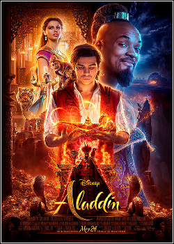 Capa Aladdin – HD 1080p Dublado