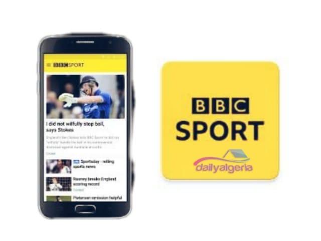 تحميل تطبيق BBC Sport للاندرويد  Android.