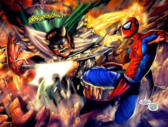Mengenal Spider-Man India (Pavitr Prabhakar) Beserta Kisah Heroiknya