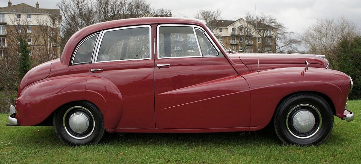 Car Style Critic: The Last Lanchester: The Postwar Fourteen