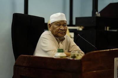 Ustaz Ismail Kamus : Pemergian Yang Di Cemburui.
