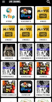 تطبيق OLA TV شاهد القنوات المشفرة و القنوات الرياضية