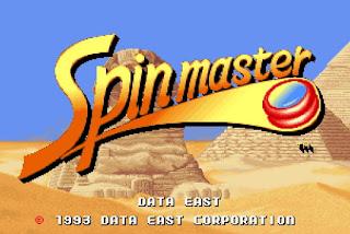 Arcade Spinmaster
