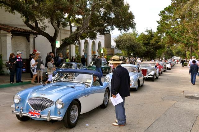 Monterey Car Week, Tuesday Aug. 11,2014 | World Traveling